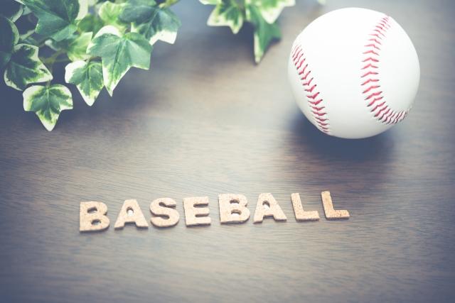 野球のルールは英語がいっぱい!この英語はどんな意味? | モチログ